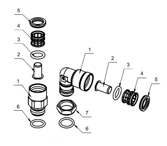 Budowa złączki samochodowej